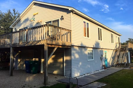 Beach House Rental Duck, NC - Kitty Hawk - Hus
