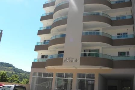 Apartamento 3 quartos, AC, garagem - Piratuba - 公寓