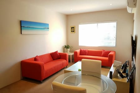 Cozy 1 bedroom in 2 bed Apartment - Kogarah - Apartmen