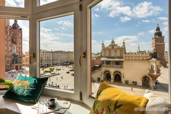 Best View of Market Square 1Bedroom