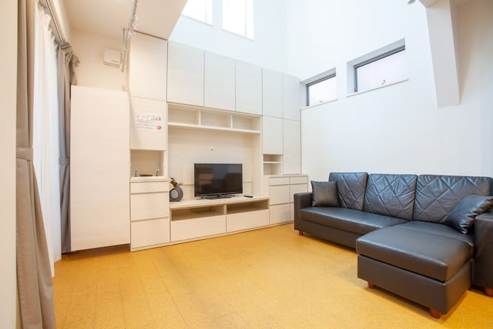 NEW!! 5min walk from Ebisu/2 STORY HOUSE !!