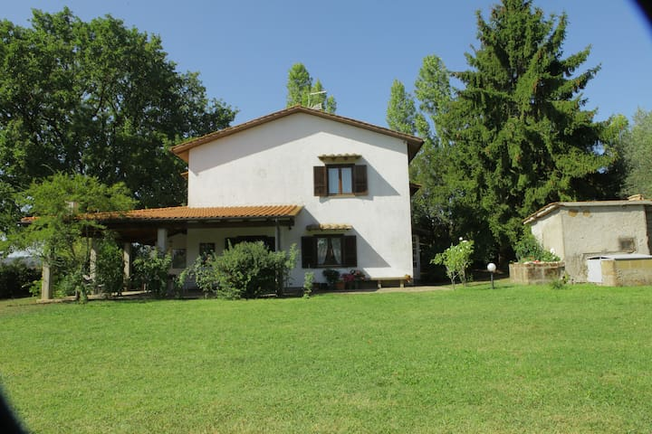 privet pool villa in Soriano nel cimino