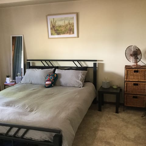 Room in Charming Central Townhouse - Wagga Wagga