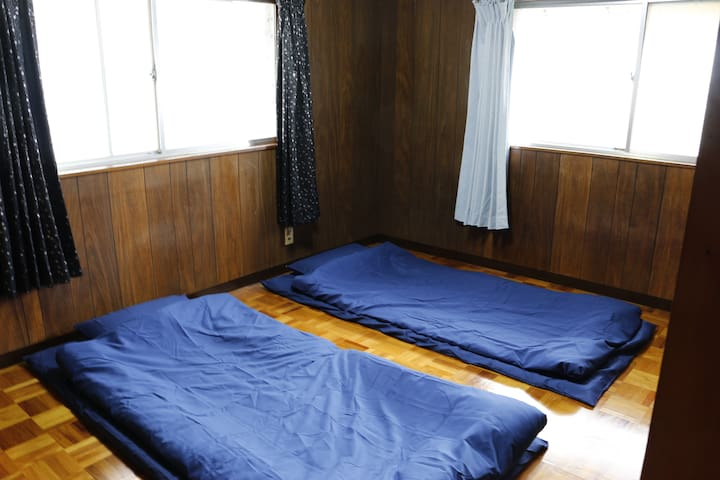 Stay in Japanese traditional house from 1 person - 葛飾区 - Huis
