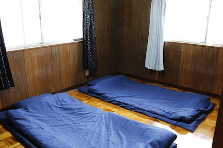 Stay in Japanese traditional house from 1 person - Hus