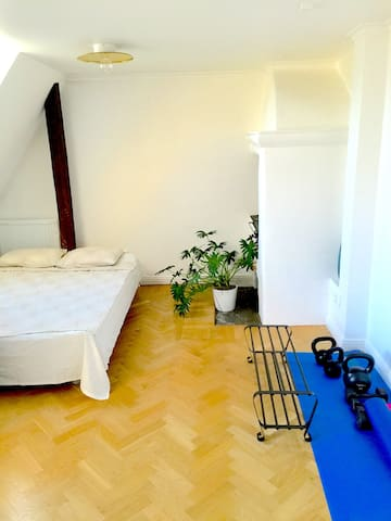 Cozy, Central, Studio Apartment - Stockholm - Leilighet