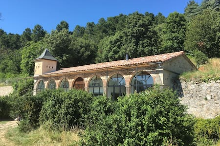 South Ardeche>Orangerie de Logères>Nature>View - Joannas