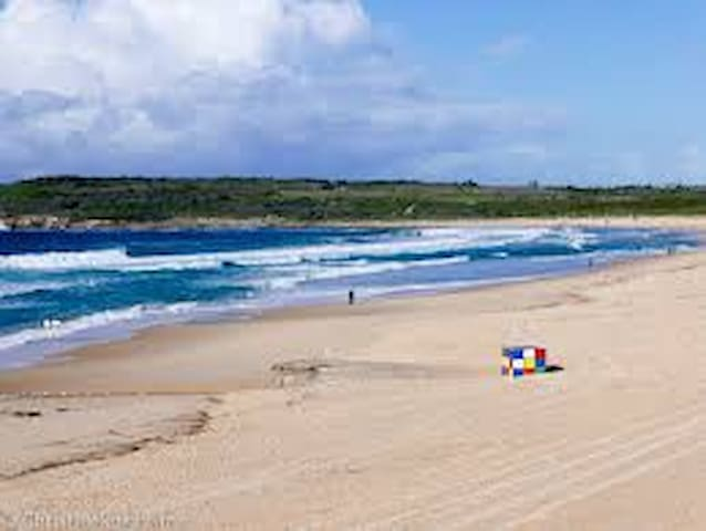 Beach Oasis near Airport