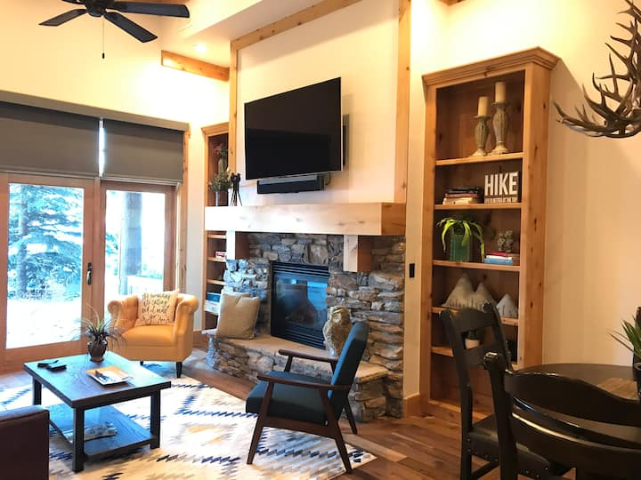 White Pines Palisades Condo at Teton Springs Lodge