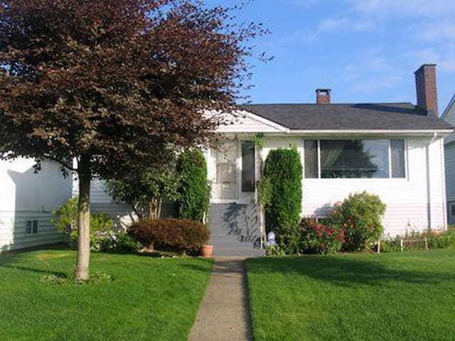 Rooms For Rent in Friendly Home - Burnaby - Talo