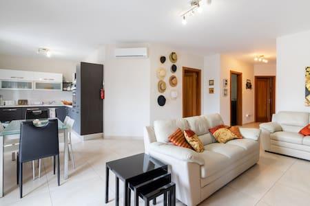 Modern Apartment in Rabat, Malta.