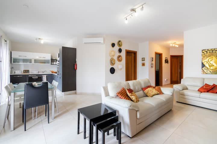 Modern Apartment in Rabat, Malta.