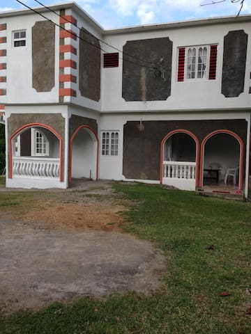 bostonbeachguesthouse - Port Antonio - Lägenhet