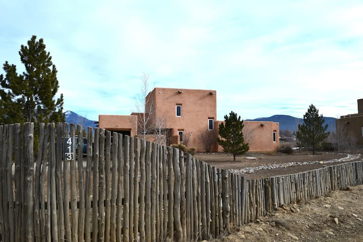 Casa de Sierra,  a Taos home with views