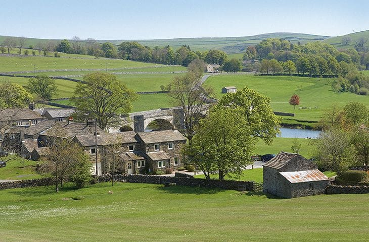 Fell Beck - Burnsall - Hus