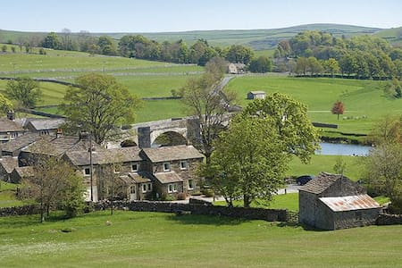 Fell Beck - Burnsall - Haus