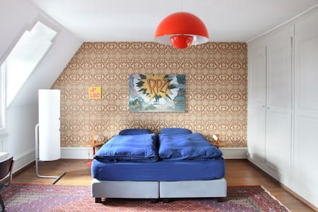 B&B Fleury's, pop room, 30 m2 - Berna - Bed & Breakfast