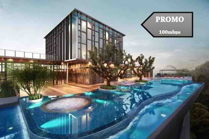 *PROMO* New Condo 2Unit @Genting Highland 100 Mbps