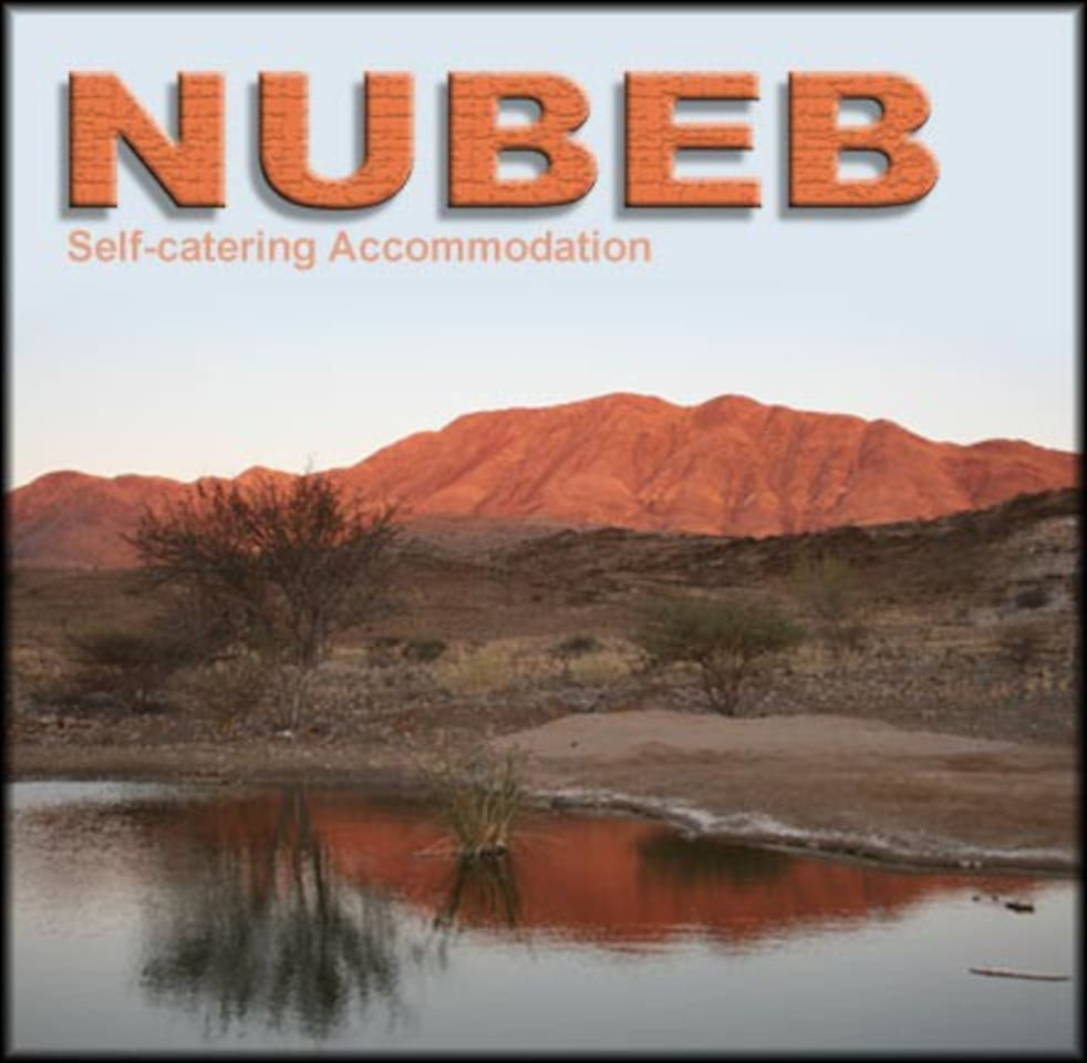 Picture of Nubeb mountain.
