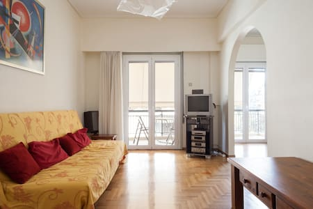 Fully furnished apartment in Athens - Zografou