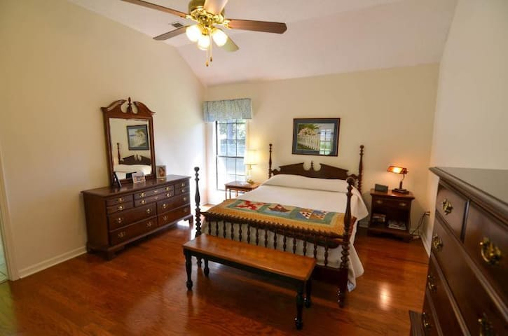 ** The Sweetest of Master Suites**