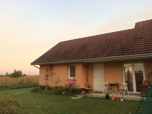 Charming home, quietness, birds singing, sunsets - Arzacq-Arraziguet - Dom