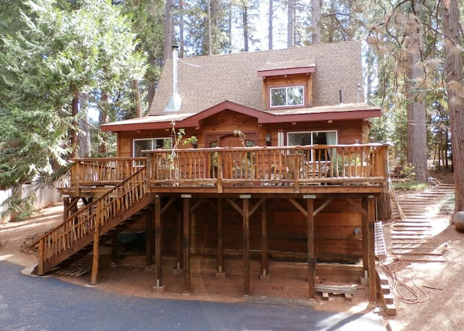 Mountain Retreat - Pollock Pines - Hus
