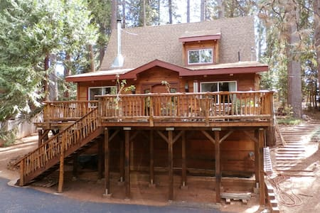 Mountain Retreat - Pollock Pines - Talo
