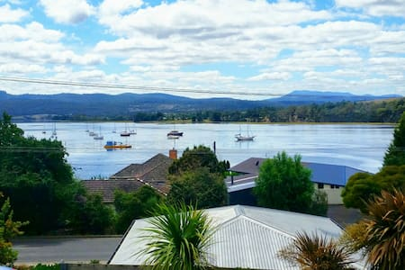 The River House - The View for You - Gravelly Beach