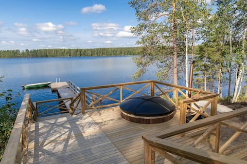 Large Cabin in the heart of Finland