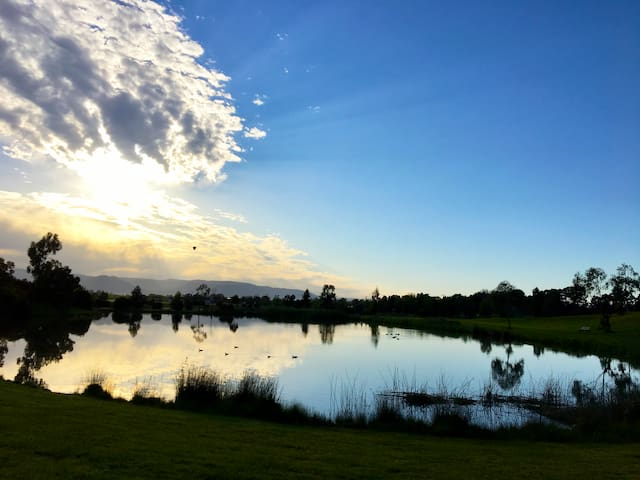 Yarra Valley-Wineries-Lakes-Yarra Glen Town-Room 1