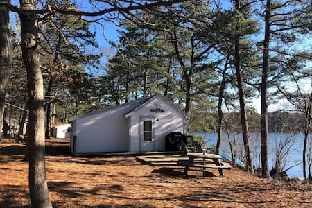 Waterfront Cottage on White's Pond(Graham Cracker)