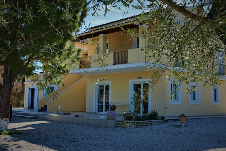 House Olive Tree Corfu