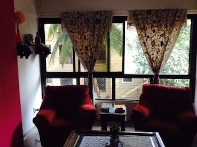 Cute & Cozy - Duplex Apt - Mumbai - Apartment