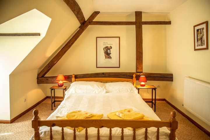 Apartment for 2 at Le Haut Gué