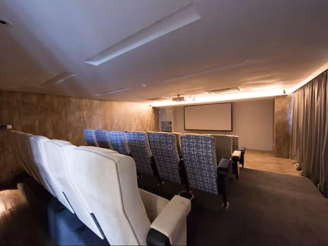 Lifestyle Facilities   Sky Theater