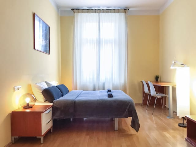CHARMING ROOM IN CITY CENTER [B]