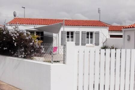Villa 4 personnes Île d'Oleron Nord - La Brée-les-Bains