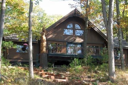 Island Cottage on Lake Muskoka - Bracebridge - Ø