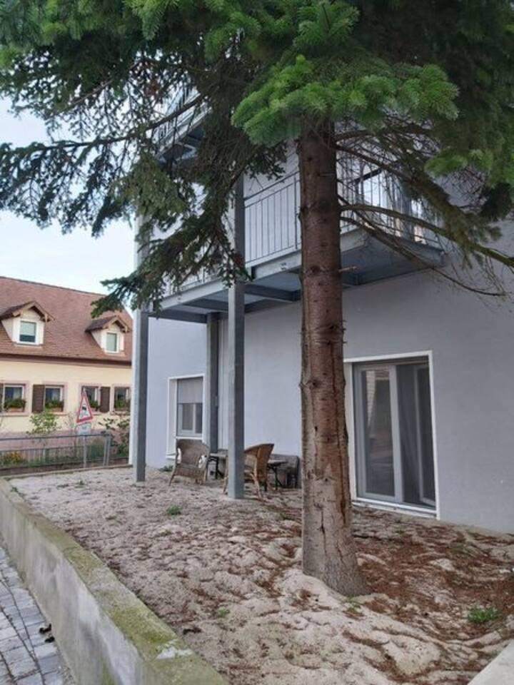 Privatzimmer in Kleinsteinbach