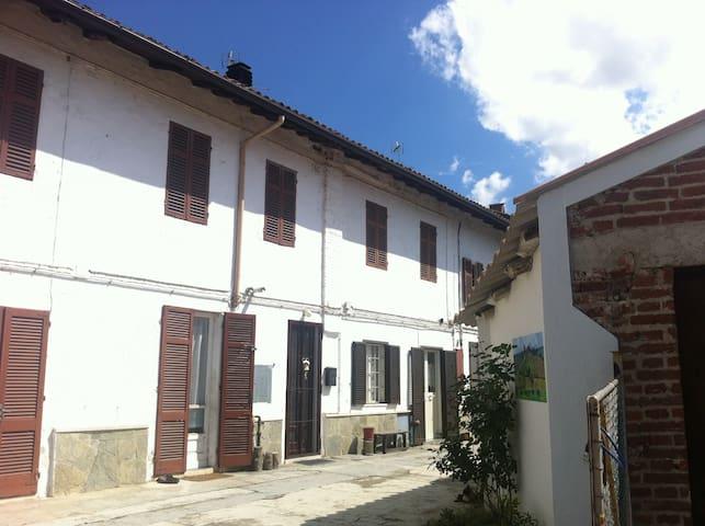 Un semplice casale di campagna - Terranova - Haus