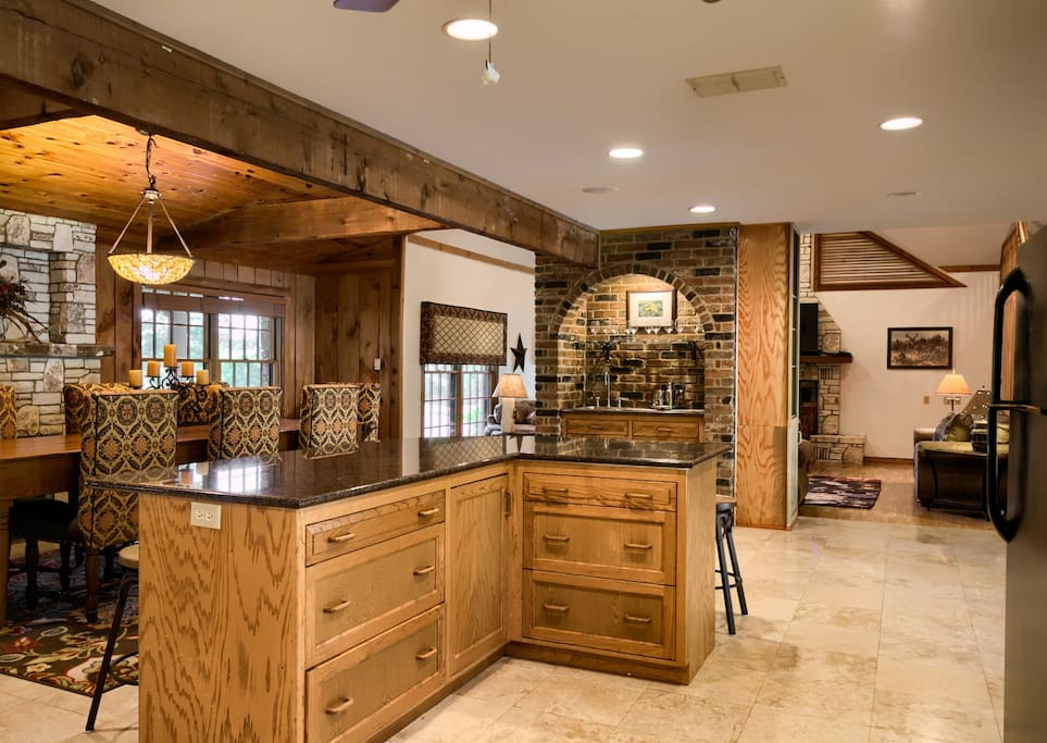 Creekside vacation homes for rent in hunt texas united for Hunt texas cabins