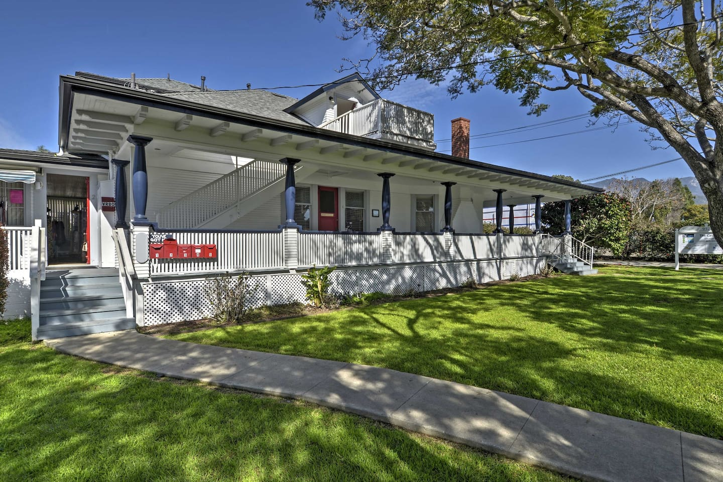 Experience the cool, coastal vibes of Carpinteria at this charming vacation rental apartment.