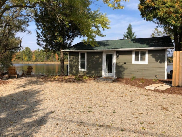 Winding River Cottages-Evergreen Cottage