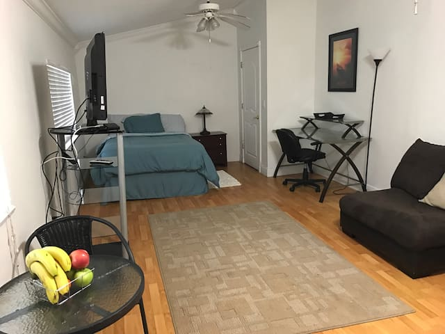 Cozy Room in quiet central neighborhood - Miami - Hus