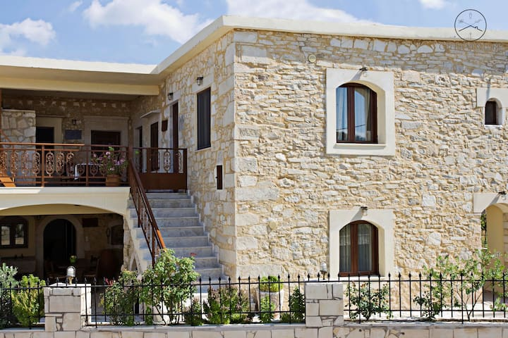 Mansion in Eleftherna