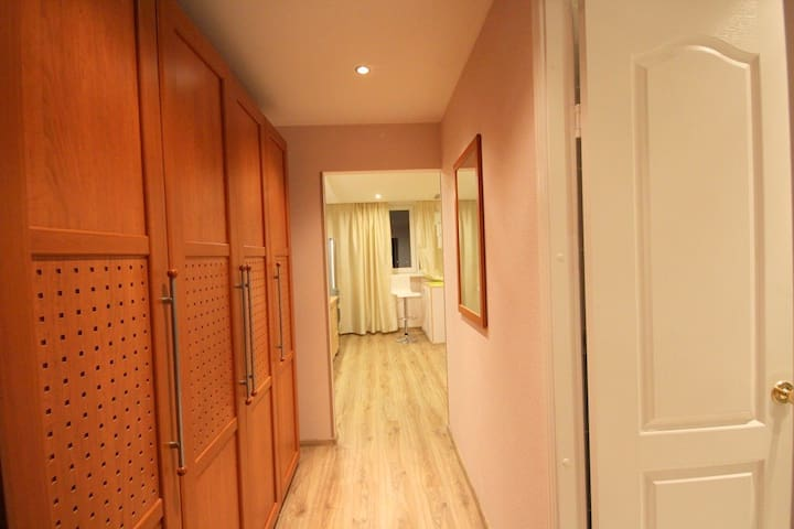 Современная квартира - студия - Riga - Apartamento