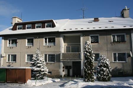Šumava-apartmán / Ferienwohnung-Böhmerwald