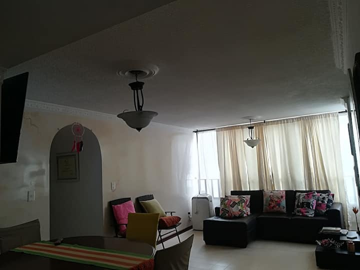 Habitación confortable para una persona