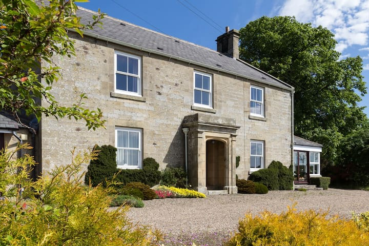 Beautiful Northumbrian Farmhouse